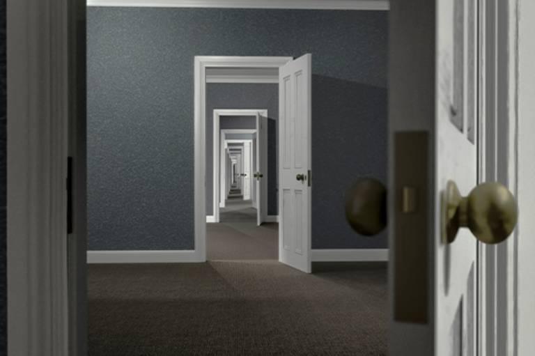 Wystawa drzwi
